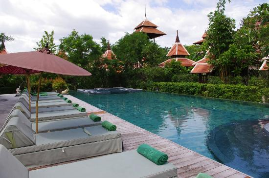 Siripanna Villa Resort & Spa: Pool