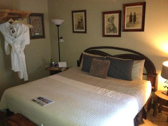 Canon del Rio Retreat & Spa: Navajo King Bed Room
