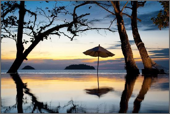 The Chill Resort & Spa, Koh Chang: Sunset