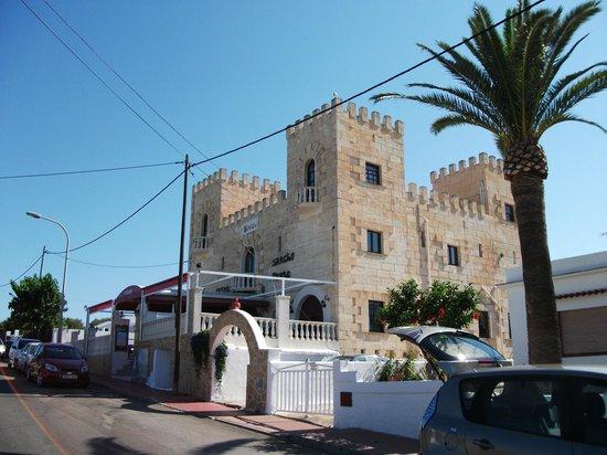 Castillo Sancho Panza : Castillo de Sancho Panza