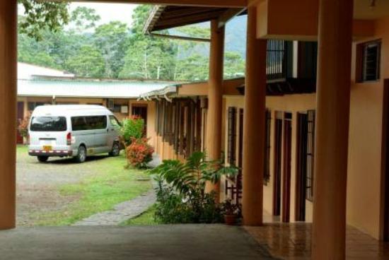 Hotel La Amistad: Hotel