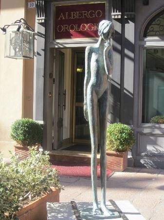 "Art Hotel Orologio: Its an ""Art Hotel"""