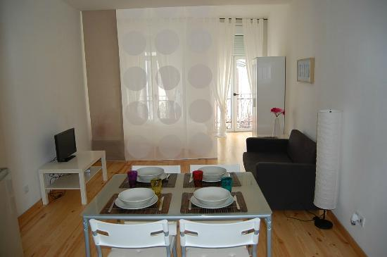 Aparthotel OPorto : Prêt pour déjeuner en famille!