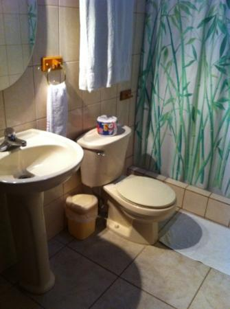 Suizo Loco Lodge Hotel & Resort: baño (junior suite)