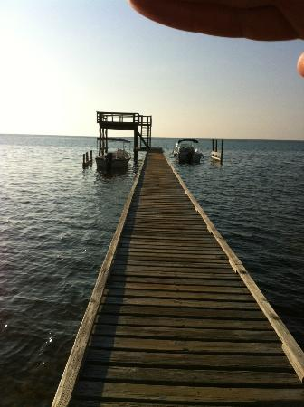 Blue Bahia Resort: Dock