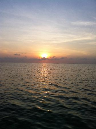Blue Bahia Resort: Beautiful sunsets
