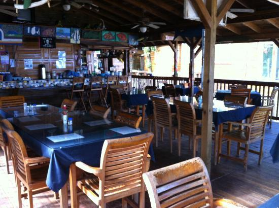 Blue Bahia Resort: Restaurant