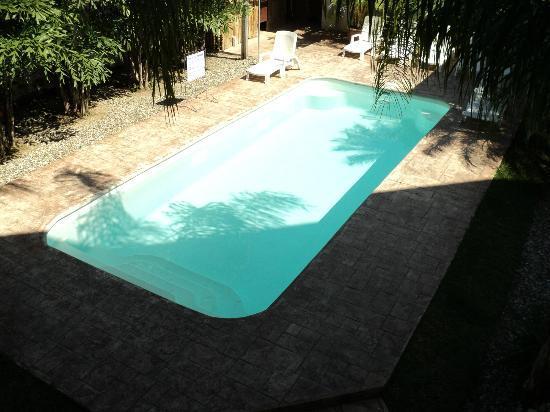 Villa del Sol Hotel y Restaurante: Piscina privada para clientes