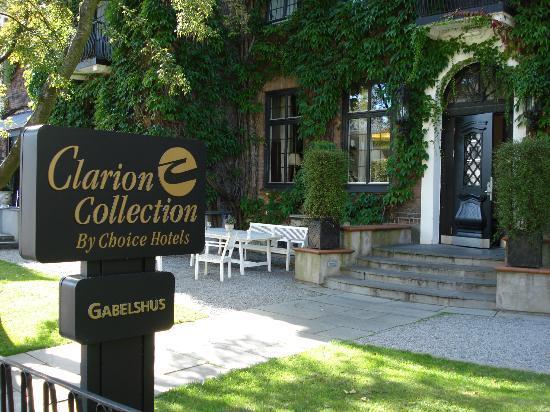 Clarion Collection Hotel Gabelshus: Esterno Hotel