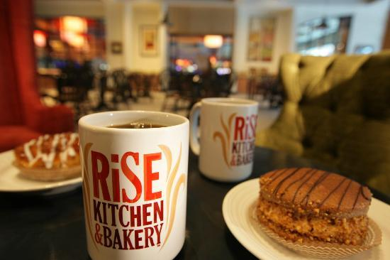 Rise Kitchen & Bakery: Home-made Whoopie Pies and More!