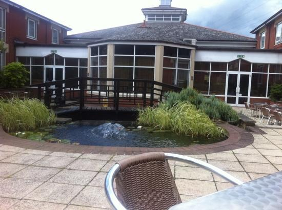 Hilton Leicester: outside