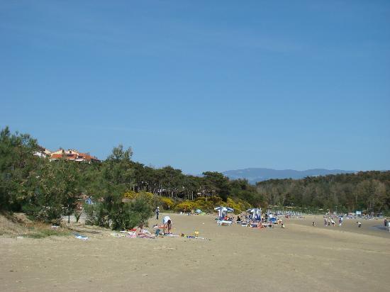 Lopar Beach: Strand San Marino in Lopar