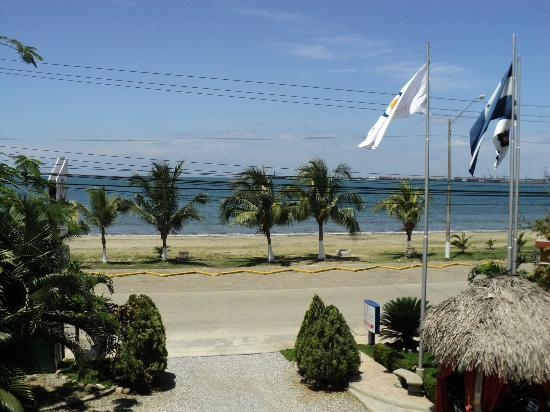 Villa del Sol Hotel y Restaurante: Vista al mar