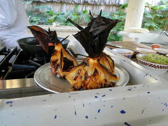 Las Ventanas al Paraiso, A Rosewood Resort: aula culinária