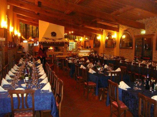 Villa Leccarda: Per le serate romantiche....