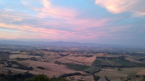 Relais La Costa: Panoramica dalla camera
