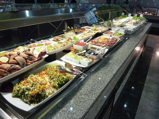 Hotel Riu Palace Peninsula Las Olas Restaurant Gala Night