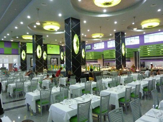 Hotel Riu Palace Peninsula Las Olas Restaurant