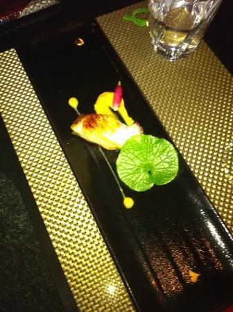 Ten Japanese Restaurant: Blackened Cod