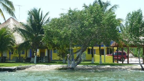 Hotelito El Paraiso : Palapa