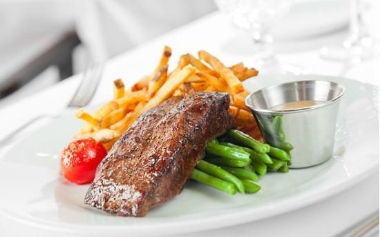 Restaurant Steak Frites St Hubert