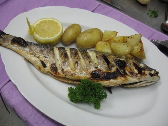 Raggamuffins Bistro: Fish of the day