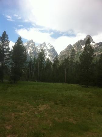 Teton Mountain Lodge & Spa: Jenny Lake nearby