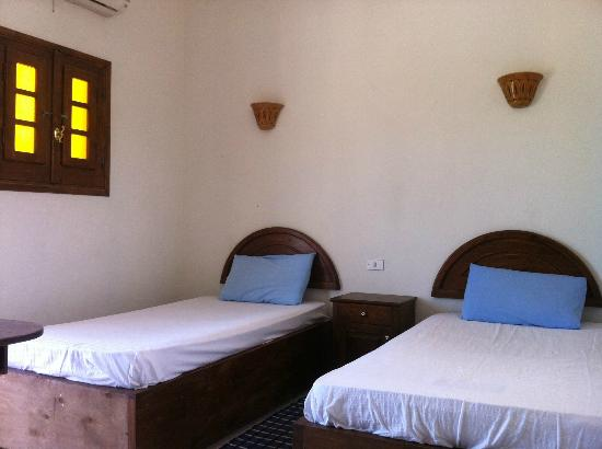 Oasis Fighting Kangaroo Camp: double room