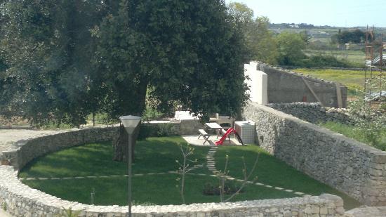 Artemisia Resort: Il panorama dalla nostra finestra 2