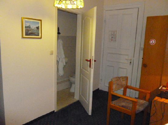 Hotel Garni 'Bei der Esplanade': room pic 2