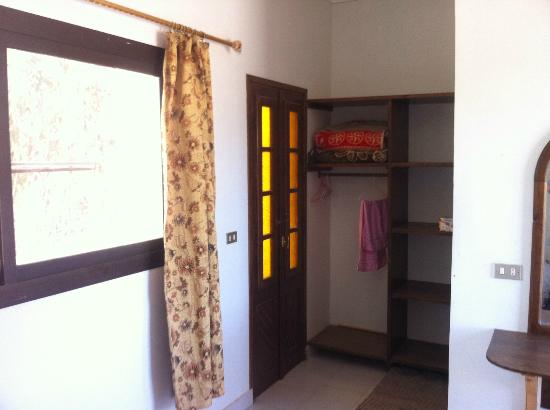 Oasis Fighting Kangaroo Camp: storage room