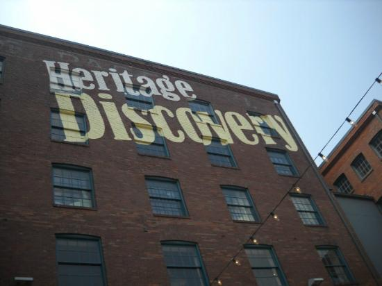 Johnstown, PA: Heritage Discovery outside