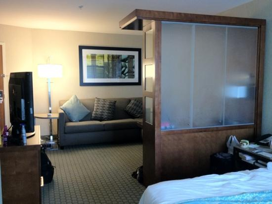SpringHill Suites Long Island Brookhaven: great layout