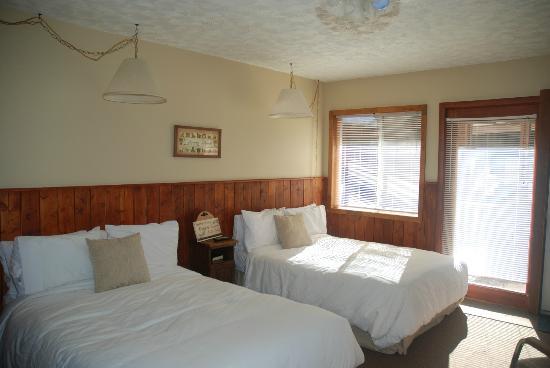 Black Mountain Lodge: Double Suite