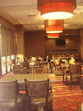 Ramada Plaza Resort and Suites Orlando International Drive: Salão Café da Manhã - Nova torre