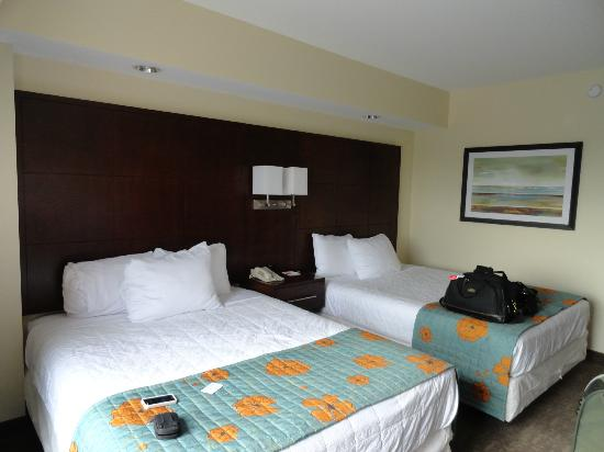 Ramada Plaza Resort and Suites Orlando International Drive: Suíte Nova Torre