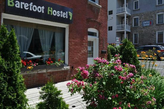 Barefoot Hostel: Barefoot Entrance