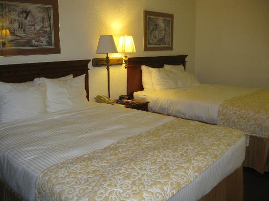 Branson's Best: Double Queen-very comfortable