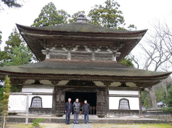 Ikoi no Mura Noto Hanto: 総持寺