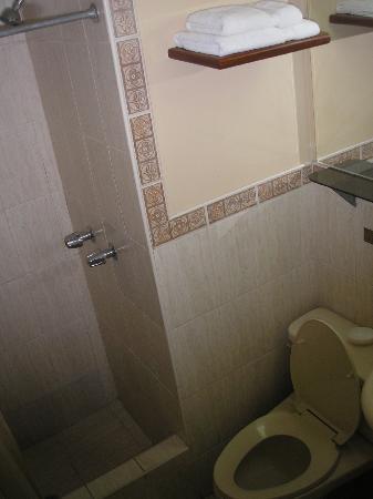 Hotel la Cuesta de Cayma: Bathroom