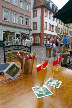 Hotel Goldener Falke: You must sample the local beer!