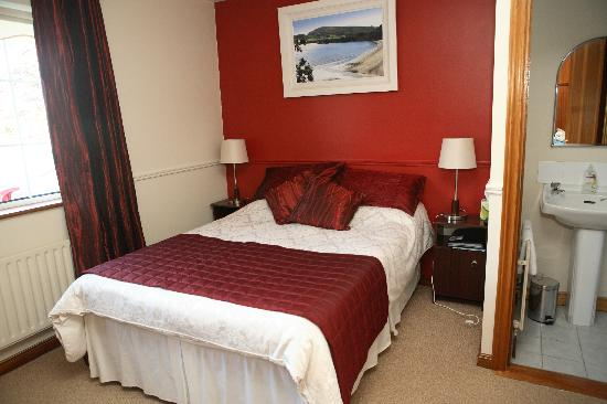 Avalon Guest House: Double room ensuite