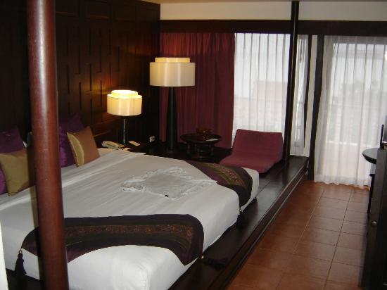 Aquamarine Resort & Villa : Chambre Chob