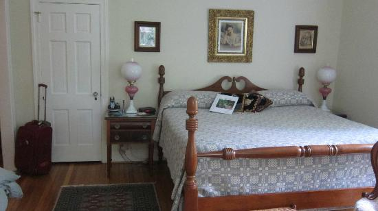 Inn on Town Creek: Guest bedroom on 1st floor