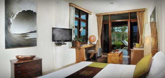 Stormrider Surfcamp Bali: D-Lux Double Room