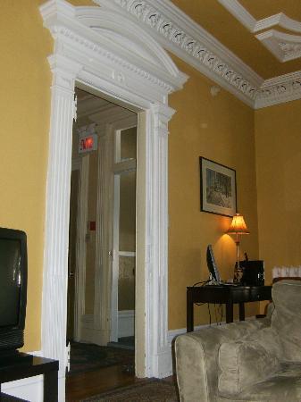 La Conciergerie : Inside the house