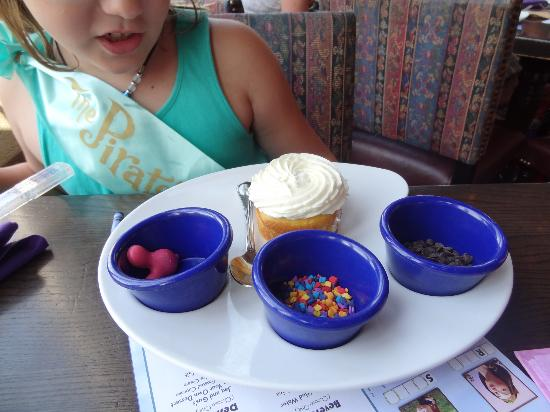 Decorate Your Own Cupcake Picture Of Cinderella S Royal Table