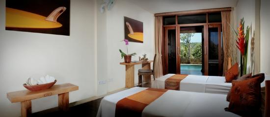 Stormrider Surfcamp Bali: Double Room