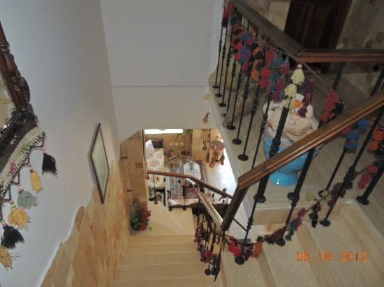 Herakles Butik Hotel: hotel