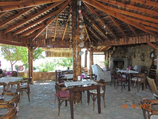 Herakles Butik Hotel: Hotel Restaurant